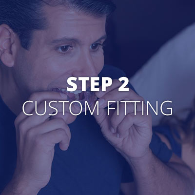 What to expect - custom fitting