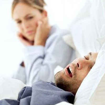 Common Symptoms - Snoring