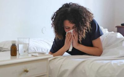 """My mother always told me: """"You need to sleep so you don't get sick"""""""